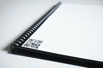 QR CODE DOCUMENTS SECURITY